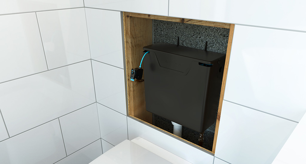 The Only Concealed Cistern You Will Ever Need!