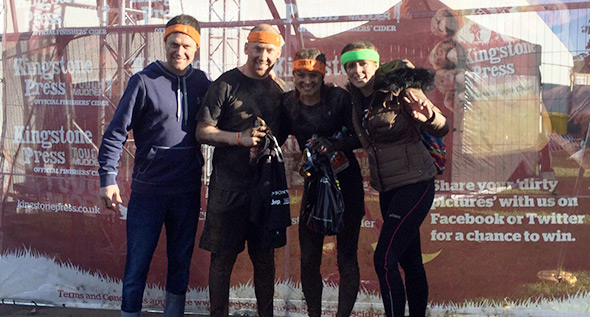 Tough Mudder Group